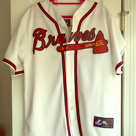 Atlanta Braves Large Jason Heyward Jersey